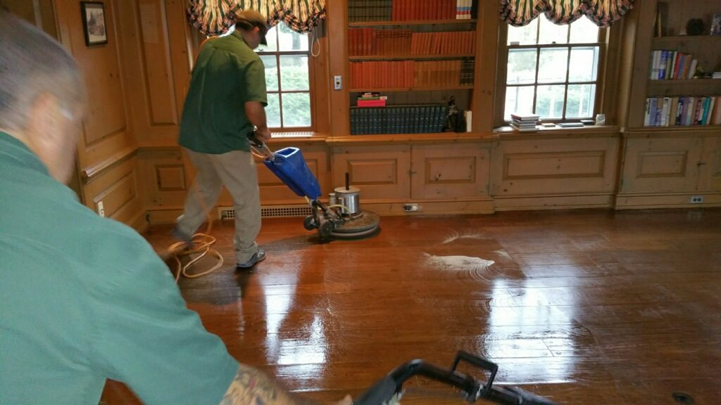 Hardwood Floor Cleaning Services In Monmouth County Jersey Steamer